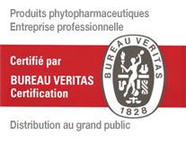 Entreprise certifiée utilisant des produits phytopharmaceutiques