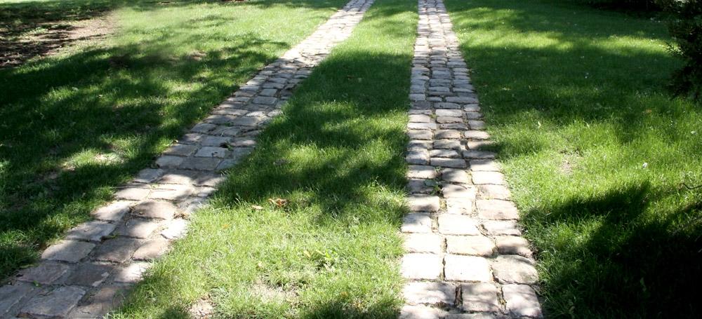 Allees De Jardin Et Circulations Berger Paysage Saumur